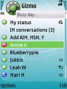 Gizmo 3.2 [N95] - Symbian OS 9.1
